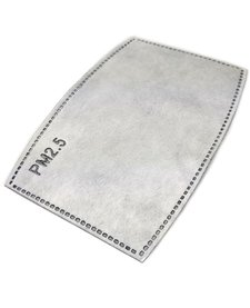PM2.5 5-Layer Filter For PPE Mask
