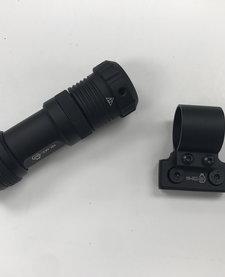 Laser w/Mount for Keymod Rail System