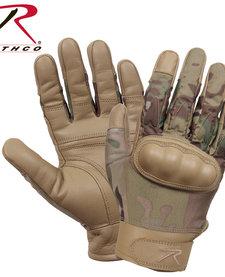 Hard Knuckle Fire Resistant Gloves