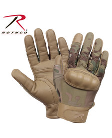 Hard Knuckle Fire Resistant Gloves