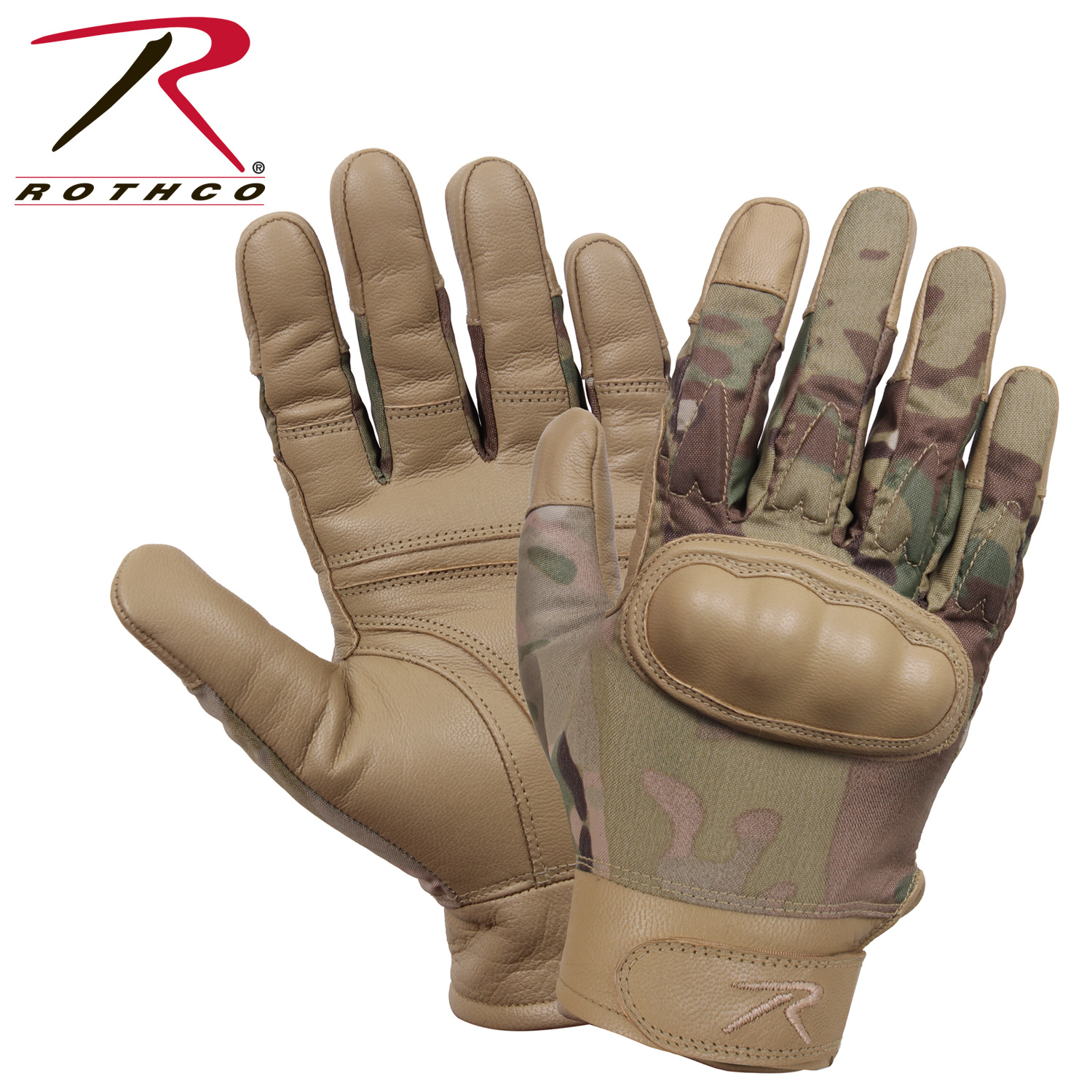 Rothco Hard Knuckle Fire Resistant Gloves