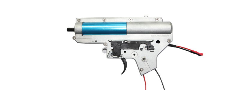 G&G Armament Complete ETU Gearbox