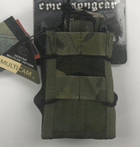 Emerson Tactical Constrictor M4 Double Magazine pouch