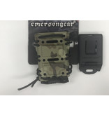 Emerson Tactical 5.56mm Hardtail Magazine Pouch - Multicam