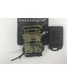 5.56mm Hardtail Magazine Pouch - Multicam