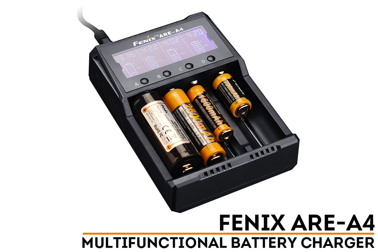 Fenix ARE-A4 Charger