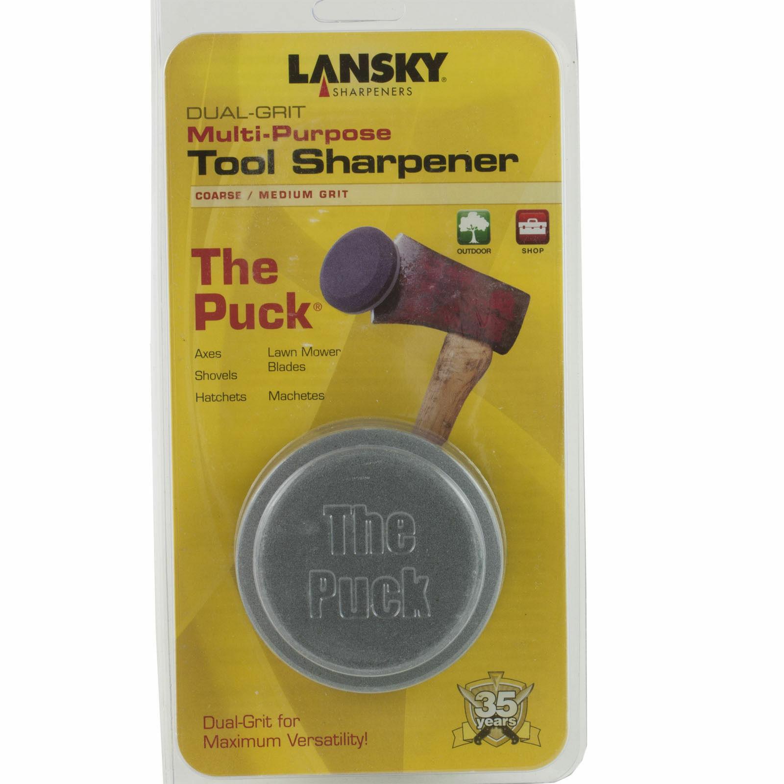 Lansky Sharpeners Dual - Grit Sharpener