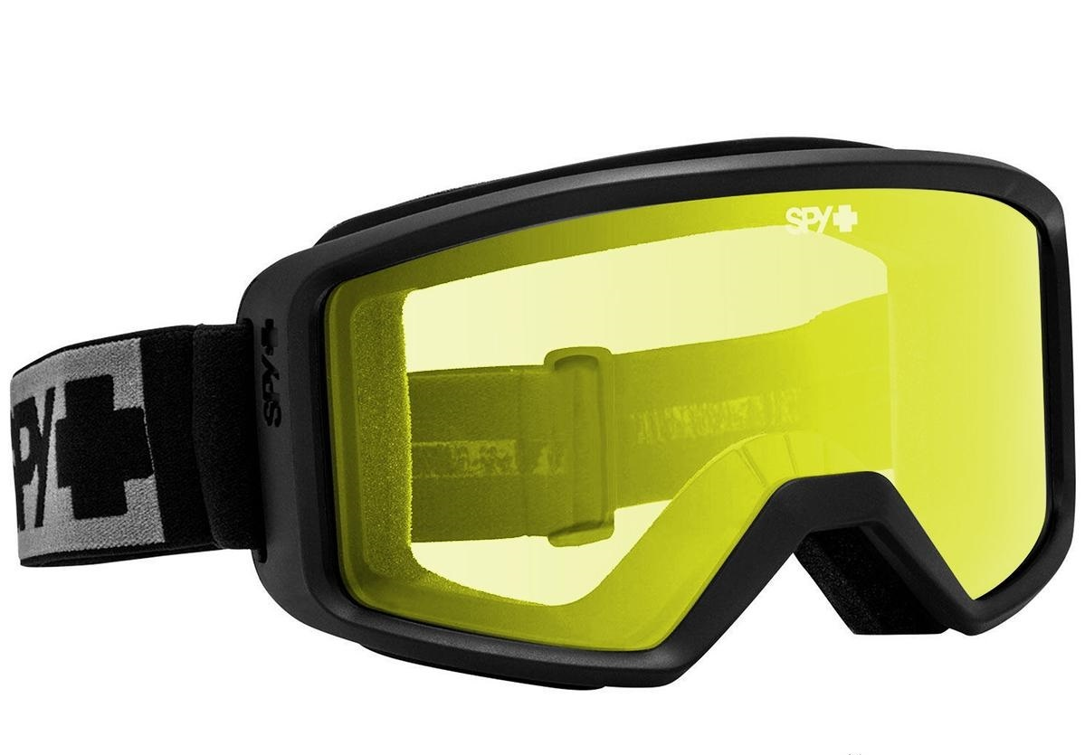 Spy+ Optics Shield ANSI Z87.1 Goggles Black Frame