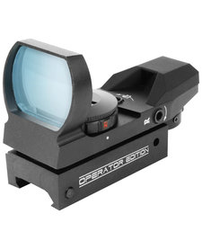 Red Dot 4 Reticles