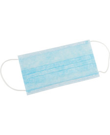 Disposable 3 Ply Face Mask with Ear Loop