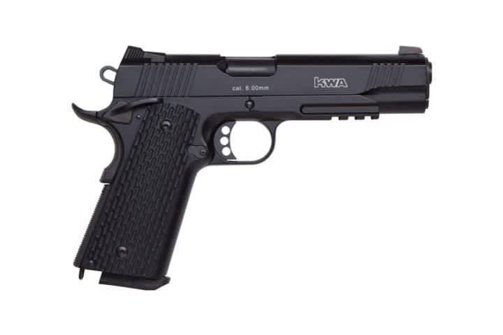 KWA 1911 MkII PTP Black
