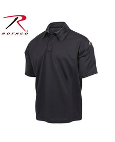 Tactical Performance Polo Shirt Black