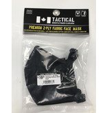 Tactical Innovations Canada Premium 2-ply Fabric Facemask Small