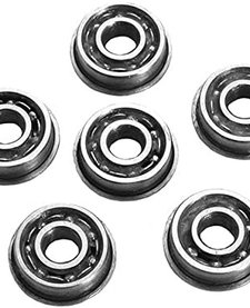 8mm German Made Bearings for Standard AEG Gearboxes