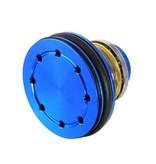 SHS CNC Aluminium Double O-Ring Ball Bearing AEG Piston Head