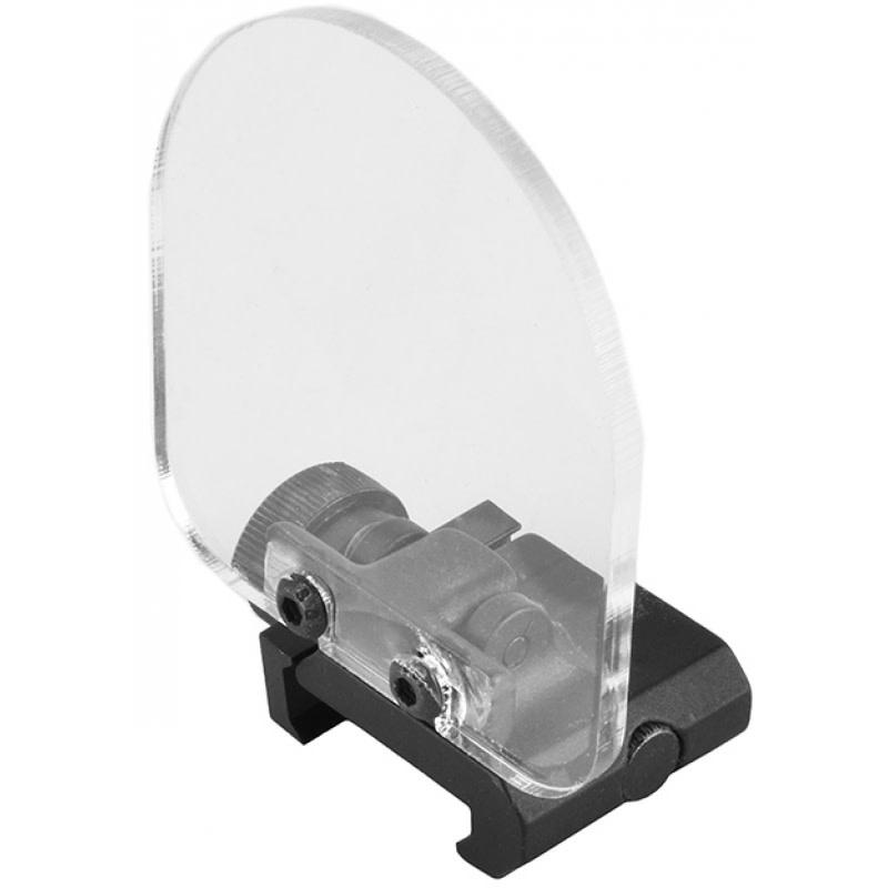 Matrix QD Flip Up Scope Lens/Sight Shield Protector-Black w/2 lens