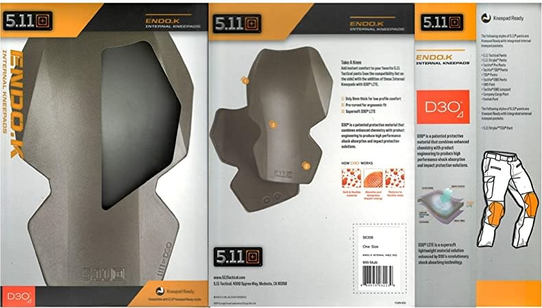 5.11 Tactical ENDO.K Internal Knee Pad