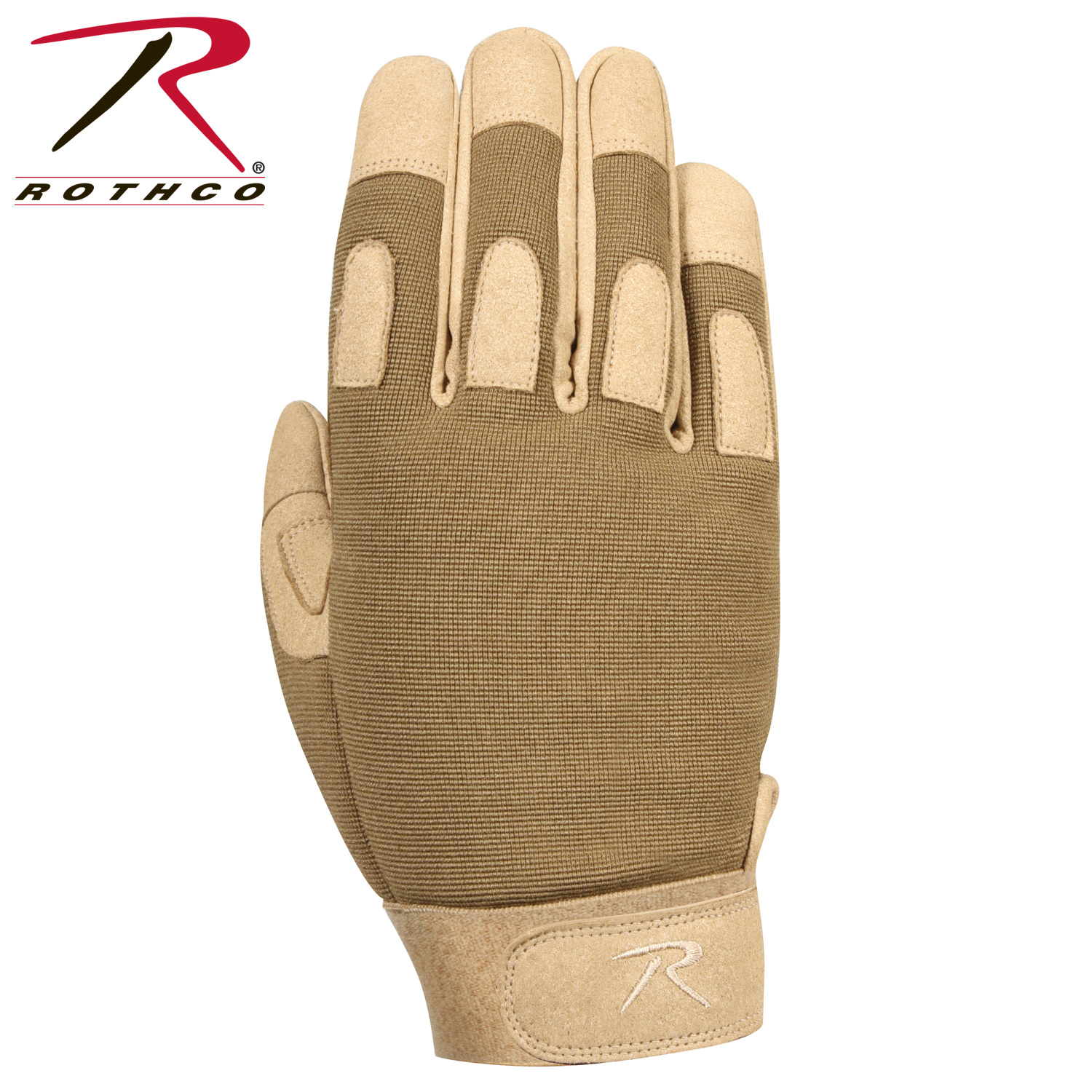 Rothco Rothco Lightweight All Purpose Duty Gloves-Coyote
