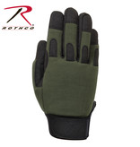 Rothco Rothco Lightweight All Purpose Duty Gloves-Olive Drab