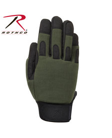 Lightweight All Purpose Duty Gloves-Olive Drab