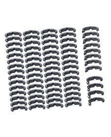 Tactical Rail Index Clips (60pcs/pack)OD