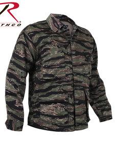 Camo BDU Shirt Tiger Stripe