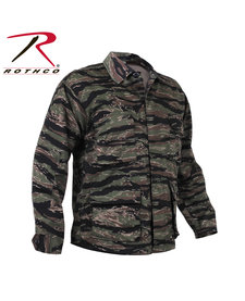 Camo BDU Shirt Tiger Stripe