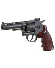"Super Sport Revolver 4"" Black"