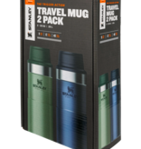 Stanley Stanley 20oz Classic Trigger Action Travel Mug Twin Pack
