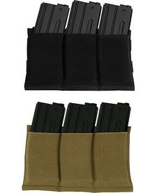 Lay Flat Molle Rifle Magazine Pouch