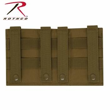 Rothco Rothco Lay Flat Molle Rifle Magazine Pouch