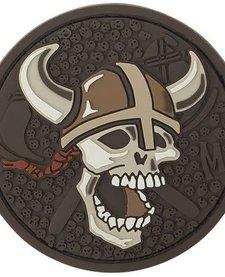 Viking Skull-Arid Morale Patch