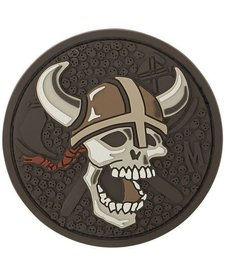 Viking Skull-Arid Morale Patch