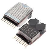 Airsoft Logic Lipo 2in1 Voltage Checker/Alarm