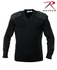 GI Style Acrylic V-Neck Sweater