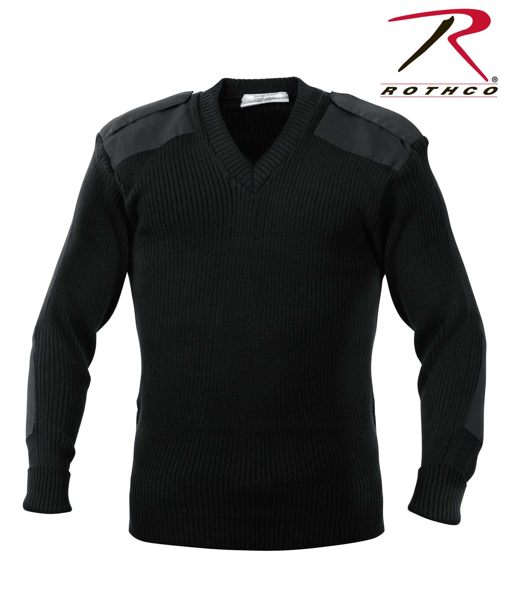 Rothco  GI Style Acrylic V-Neck Sweater