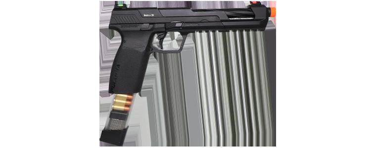 G&G Armament  Armament Piranha SL Black