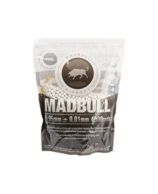 Premium Match Grade 6mm PLA Biodegradable Airsoft BB (.28g White / 4000rd Bag)