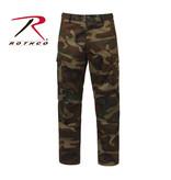 Rothco Tactical BDU Pants Woodland Camo