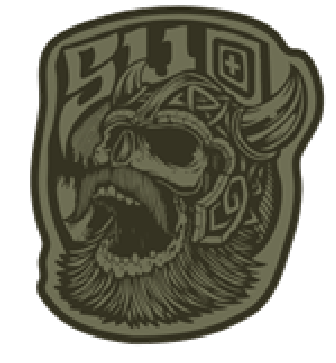 5.11 Tactical Viking Patch-FTG