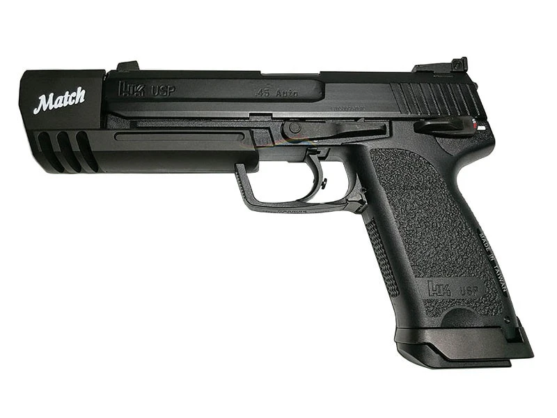 KWA Heckler & Koch USP Match Gas Blowback Airsoft Pistol by KWA
