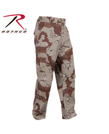 Tactical BDU Pants 6-Color Desert Camo