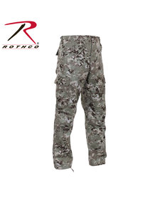 Tactical BDU Pants Total Terrain Camo