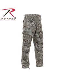 Tactical BDU Pants Total Terrain Camo