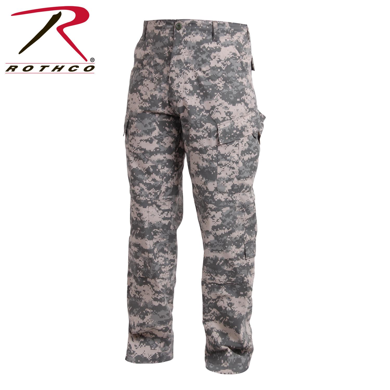 Rothco Tactical BDU Pants ACU-Digital Camo