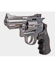 "Super Sport Revolver 2.5"" Black"