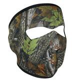 ZANheadgear Full Face Neoprene Mask- Forest Camo