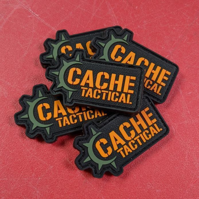 """Cache Tactical 2""""x1"""" Hook & Loop Patch"""