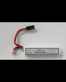 Rham Power 11.1v Lipo 1100mAh Stick