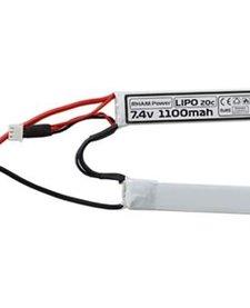 Rham Power 7.4v Lipo 1100mAh Nunchuck